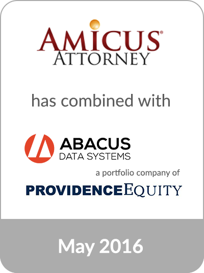 Cascadia Capital Advises Amicus Attorney in joining forces with ...